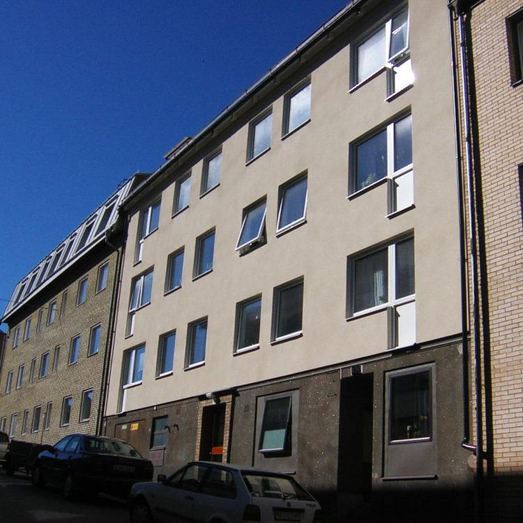 2 r o k på Arklimästaregatan 11 centralt i Karlskrona