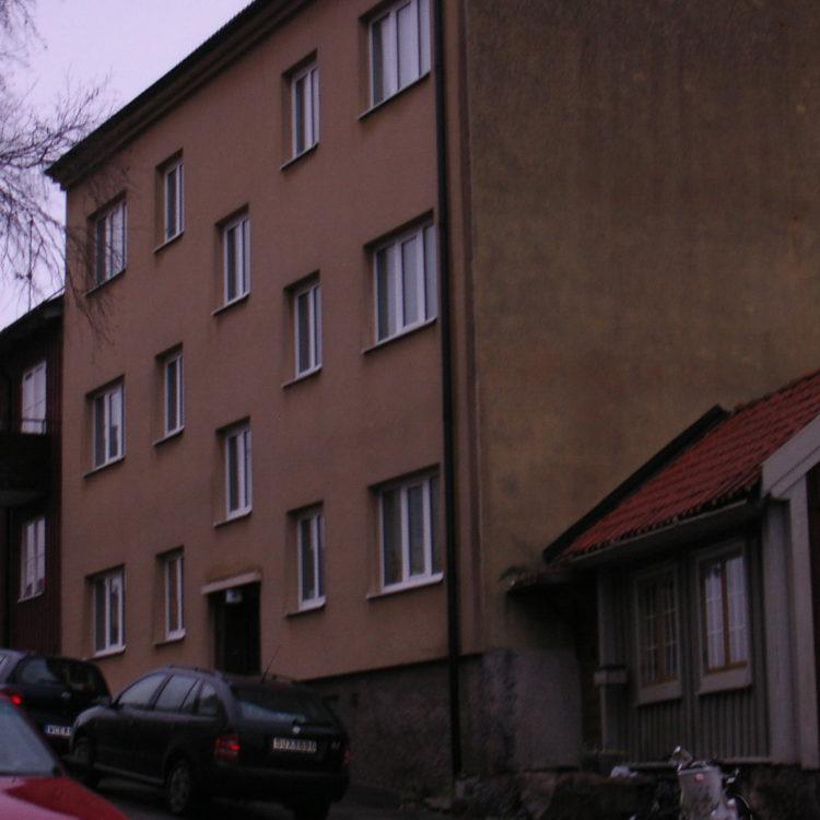 2 r o k ledig på Fregattgatan 4,  Björkholmen