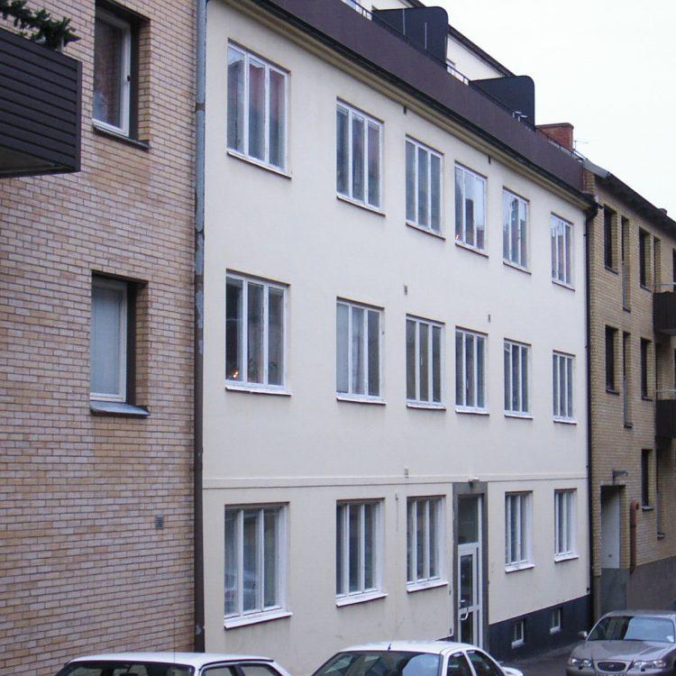 1 r o k på Arklimästaregatan 17 centralt i Karlskrona