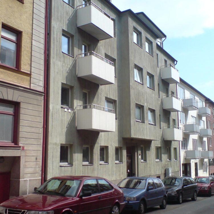 1 r o k på Västra Köpmansgatan 16  i Karlskrona
